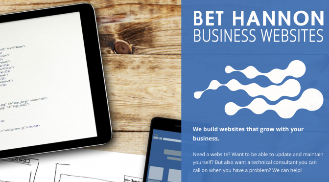 Bet Hannon Business Websites